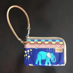 Handbags - Fossil wallet/clutch